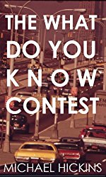 The What Do You Know Contest Book Cover